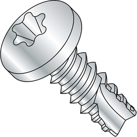 6 Lobe Pan Head Thread Cutting Screws Type 25 Thread