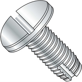 Slotted Pan Head Thread Cutting Screws Type 1 Thread