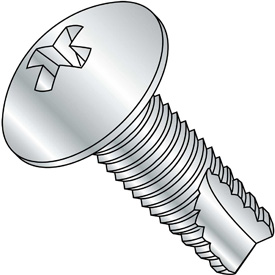 Phillips Truss Head Thread Cutting Screws Type 23 Thread