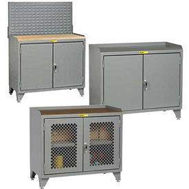 Little Giant® Heavy Duty Bench Cabinets