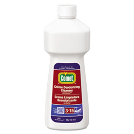 Comet® Creme Disinfecting Cleanser, 32 Oz. Bottle 9/Case - PAG53835CT