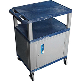 Health O Meter Rolling Cart for Digital Pediatric Tray Scales by