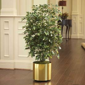 OfficeScapesDirect 4' Ficus Silk Plant