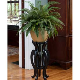 OfficeScapesDirect 2' Deluxe Fern Silk Plant