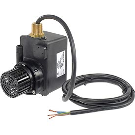 Little Giant 518550 Submersible Use Parts Washer Pump - 115V- 300GPH at 1'