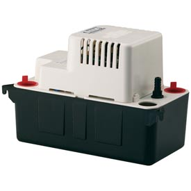 Little Giant® VCMA-20UL Condensate Removal Pump 115V