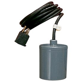 Little Giant 599117 Piggyback Mechanical Float Switch for 115/230 Volt Pumps Up To 13 Amps
