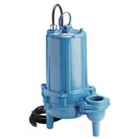 Little Giant 620259 WS102HAM-12 Submersible High Head Sewage Pump - 230V- 190 GPM At 10'