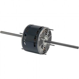 US Motors 1216, Double Shaft Fan & Blower, 1/6 HP, 1-Phase, 1100 RPM Motor