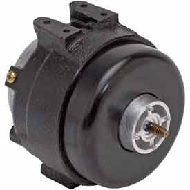 US Motors 2118, Unit Bearing Fan, Shaded Pole, Enclosed Motor, 9W, 1-Phase, 1550 RPM
