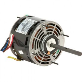 US Motors 3183, Direct Drive Fan & Blower, 1/2 HP, 1-Phase, 825 RPM Motor