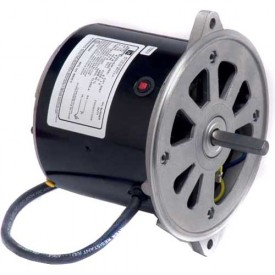 US Motors 3196, OEM Oil Burner Rplacement, 1/8 HP, 1-Phase, 1725 RPM Motor