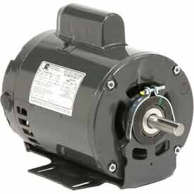 US Motors 431, Belted Fan & Blower, 1 HP, 1-Phase, 3450 RPM Motor