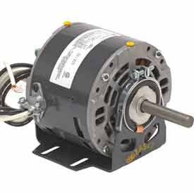 US Motors 722, Shaded Pole 21/29 Frame Replacement, 1/6 HP, 1-Phase, 1550 RPM Motor