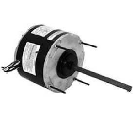 US Motors OEM Replacement, 1/4 HP, 1-Phase, 1075 RPM Motor, 8009