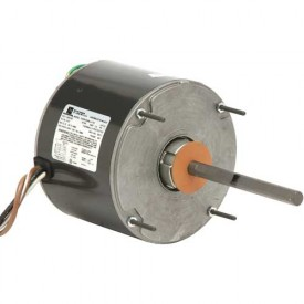 US Motors 8666, Condenser Fan, 1/4 HP, 1-Phase, 825 RPM Motor