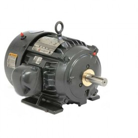 US Motors, TEFC, 1.5 HP, 3-Phase, 3505 RPM Motor, 8P32P1CCR