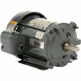 US Motors, TEFC, 1 HP, 3-Phase, 1155 RPM Motor, C1P3B