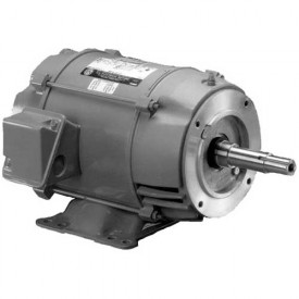 US Motors, ODP, 2 HP, 3-Phase, 3450 RPM Motor, D2S1AHC