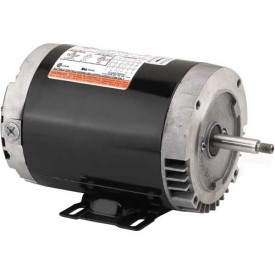 Electric motors definite purpose pool pump motors c for Hayward 1 1 2 hp pool pump motor