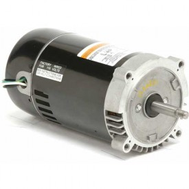 Pool & Spa, C and J, Switch Design, 2 HP, 1-Phase, 3450 RPM, EUST1202