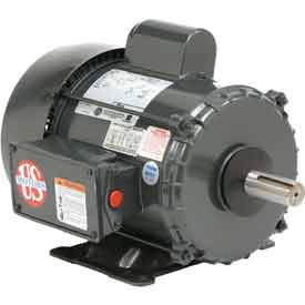 US Motors Farm Duty, 3/4 HP, 1-Phase, 1725 RPM Motor, FD34CM2P