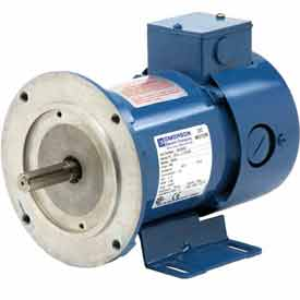 US Motors Permanent Magnet - DC, 0.33 HP, DC-Phase, 1750 RPM Motor, G637