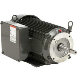 US Motors Pump, 5 HP, 1-Phase, 1730 RPM Motor, UJ5C2K21M