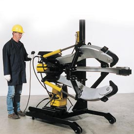 2/3 Jaw Combination 100 Ton Hydraulic Puller Set