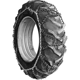 107 Series Duo-Trac Tractor Tire Chains (Pair) 1079110 Package Count 2 by Tire Chains