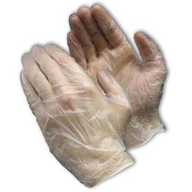PIP Ambi-Dex Disposable Vinyl Gloves, Premium Industrial Grade, Powder Free, S Package... by