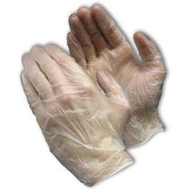 PIP Ambi-Dex Disposable Vinyl Gloves, Regular Industrial Grade, Powdered, XXL Package... by