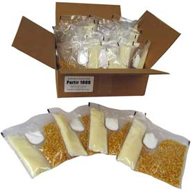 Paragon 1009 Kettle Corn Pack for Specific 6oz Kettle Korn Poppers-24 Portion Packs  by