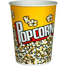 Paragon 1067 Extra Large Popcorn Buckets 130 oz 50/Case by