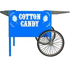 "Paragon 3060050 Cotton Candy Deep Well Cart Blue, 26-1/2""W x 41-1/2""D x... by"