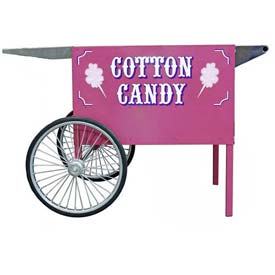 "Paragon 3060070 Cotton Candy Deep Well Cart Pink, 26-1/2""W x 41-1/2""D x... by"
