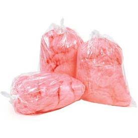 Paragon 7851 Cotton Candy Plastic Bags Plain, 1000 Qty by
