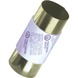 0.25mm Brass Shim Stock 150mm X 2.5m Roll - Min Qty 2