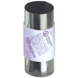 0.40mm Stainless Steel Shim Stock 150mm X 1.25m Roll - Min Qty 2