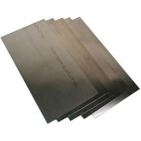 8 Piece Metric Stainless Steel Shim Stock Assortment 150mm x 300mm Sheets