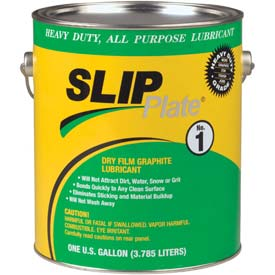 Superior Graphite 33015OS - SLIP Plate® #1, 1 Gallon Can (Pack of 4)