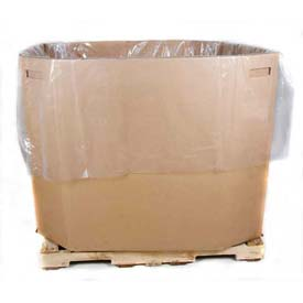 """Protective Lining Industrial Gaylord & Tote Bin Liner, 48""""x40""""x100"""" 1 Mils, Sold 100 Liners Per Roll - Pkg Qty 100"""