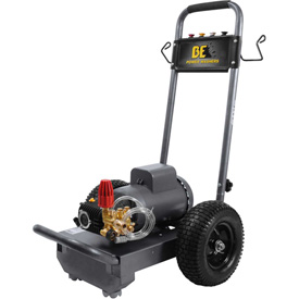 BE Pressure B2775E3C 2700 PSI Electric Pressure Washer 7.5HP, 575V, Comet FWS Pump by