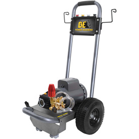 BE Pressure B3010E34AHE 3000 PSI Electric Pressure Washer 10HP, 220/460V, Comet FWS Pump by