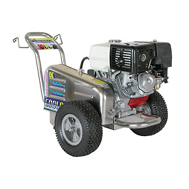 4000 PSI Pressure Washer - 13HP, Honda GX Engine, Comet HW Pump