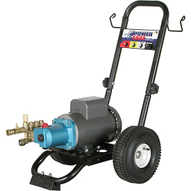 1100 PSI Electric Pressure Washer - 1.5HP, 110V, Cat Pump, CSA Approved