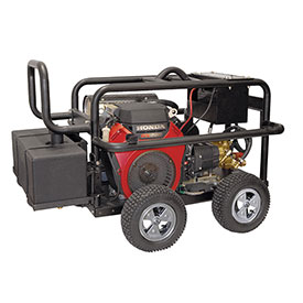 5000 PSI Pressure Washer - 24HP, Honda GX Engine, Comet TW Pump