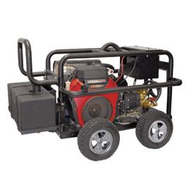 5000 PSI Pressure Washer - 24HP, Honda GX Engine, General Pump