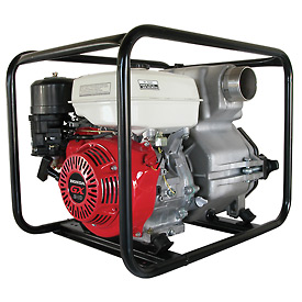 "3"" Trash Pump - 13HP, 370 GPM, Honda GX Engine"