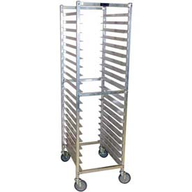 "Prairie View WE3018KD, KD Pan Rack, 20 Pan Cap., 20-1/4"" W x 71-1/2"" H x 25"" D"